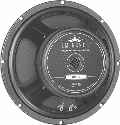 Eminence Beta 10A PA Replacement Speaker, 10 -