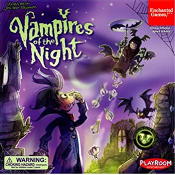PlayRoom Entertainment Vampires of the Night Board Game