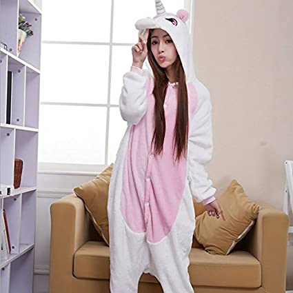 MH-RITA Pijama pijama de franela completo Pijama para mujer trajes de adultos dormir casa
