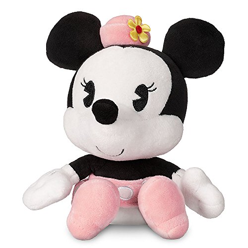 Bobble Head Plush - Disney Minnie Mouse Bobble Head Plush - Small - 8 Inch