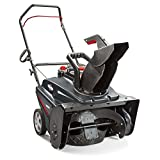 Briggs & Stratton 1696737 Single Stage Snow Thrower with 208cc Engine, 22'