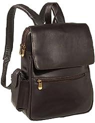 LeDonne LD-7060-CAFÉ Womans iPad/E-Reader Backpack