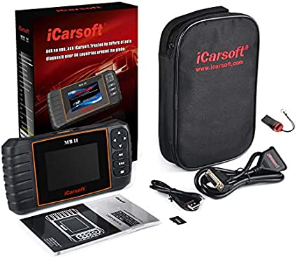iCarsoft MBII is the Mercedes Diagnostic Tool works like a charm since it supports a wide variety of functions.