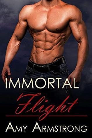 book cover of Immortal Flight