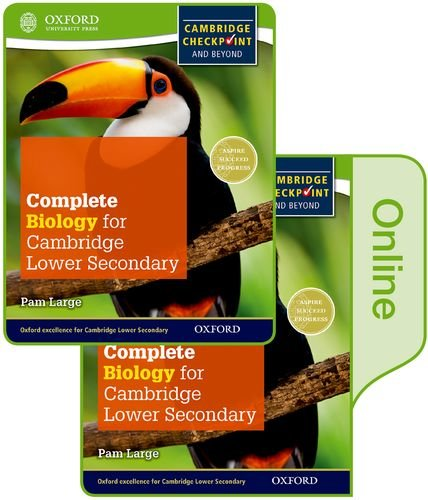 Complete biology for Cambridge lower secondary. Student book ...
