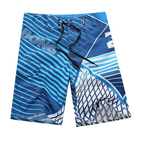 Dendrobium Mens Shorts Surf Board Shorts Summer Sport Beach Homme Bermuda Short Pants Print Boardshorts,22,XL