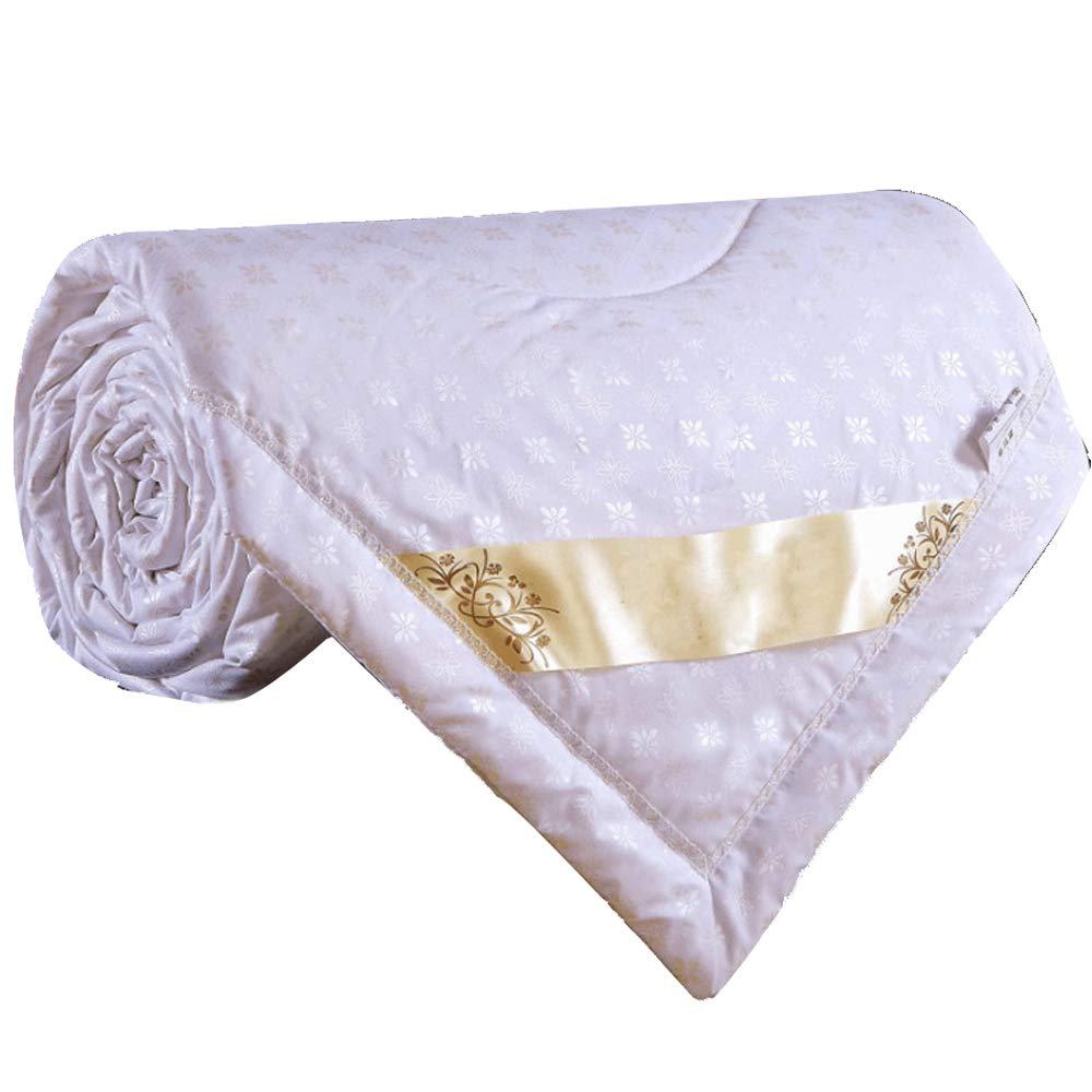 RuiHome Teens Kids Girls Bed Lightweight Thin Duvet Insert for Summer Autumn (59x79, Pink) SZJF43