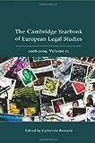 Cambridge Yearbook of European Legal Studies 2008-2009, , 1841139572