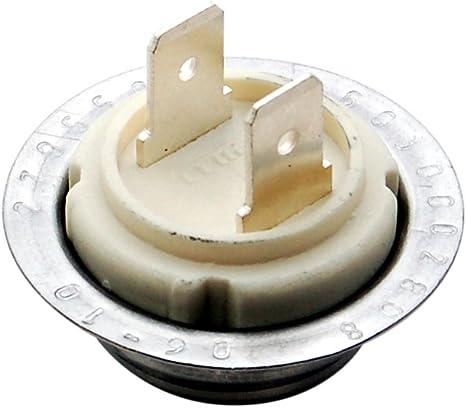 Genuine SMEG Lavavajillas termostato Escultura 977870006: Amazon ...