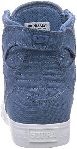 Sneaker Media Supra Skytop Blu