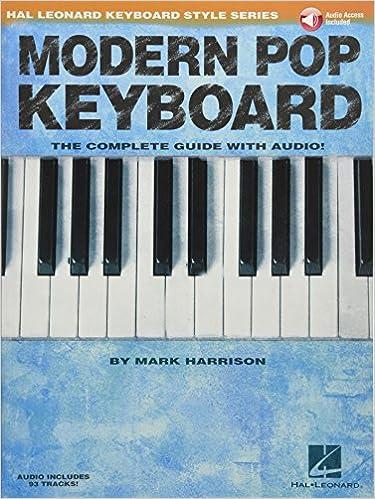 Modern Pop Keyboard (Book/Online Audio) (Hal Leonard Keyboard Style