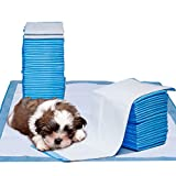Cheap Petphabet 64 Count Puppy Pads 18 by 24 Inches,Dog Training Potty Pee Pads