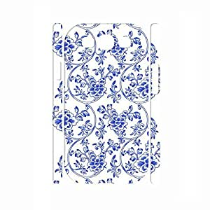 Cool Blue and White Porcelain pattern Hard Plastic Phone Case Cover for Samsung Galaxy S3 I9300 Case