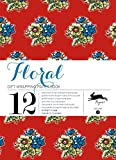 Floral : Gift and creative paper book Vol.11 (Gift Wrapping Paper Book) (Multilingual Edition)