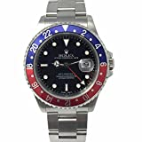 Rolex GMT Master II swiss-automatic mens Watch 16710 (Certified Pre-owned)