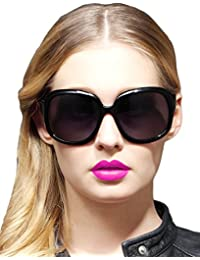 Womens Oversized Women Sunglasses Uv400 Protection Polarized Sunglasses
