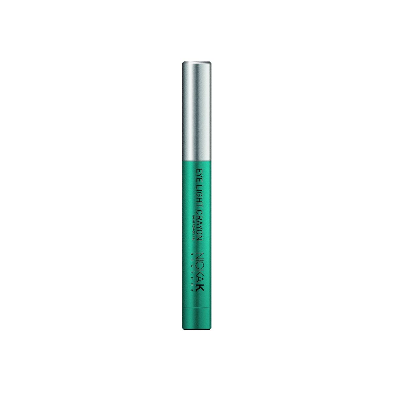 amazon com nicka k new york eyelight crayon aquamarine