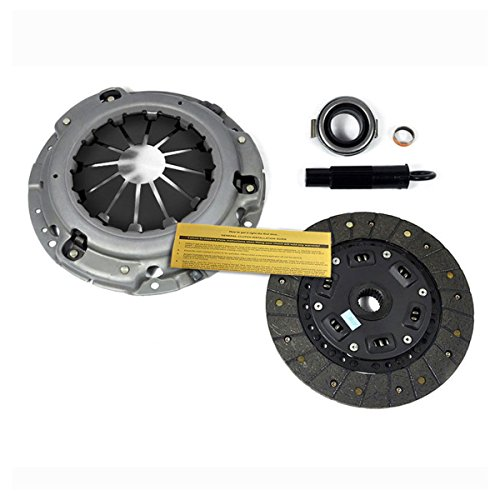 ET HEAVY-DUTY CLUTCH KIT 02-06 ACURA RSX BASE 02-05 FOR HONDA CIVIC SI 2.0L 5 speed ()
