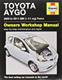 Toyota Aygo Petrol (05 -11) Haynes Repair Manual (Haynes Service and Repair Manuals) by Anon (2014-06-16)