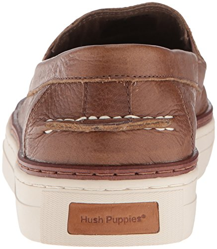 Hush Puppies Mens Arrowood Marrone Mocassino Veneziano