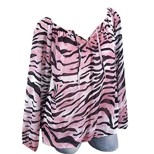 Col Femme Courtes Rose Manches Top Solid V DAYLIN Chemisier Dcontract 8x0IwqFfO