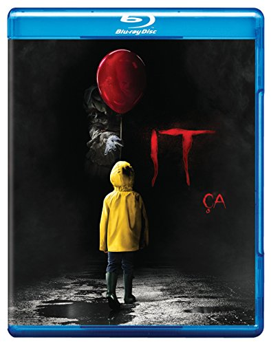 IT (Bilingual) [Blu-Ray + DVD + Digital]