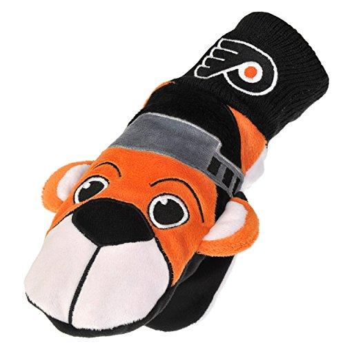(NHL Philadelphia Flyers Youth Mascot Mitten)