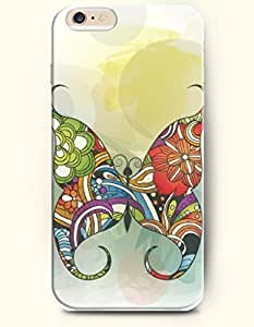SevenArc New Apple iPhone 6 ( 4.7 Inches) Hard Case Cover - Special Butterflies