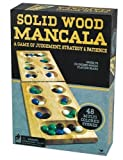 Gift Item Solid Wood Mancala Marble Game
