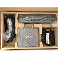 Amino A140 MPEG-2 and MPEG-4 High Definition IP-set-top Box in a Compact Case-by-amino