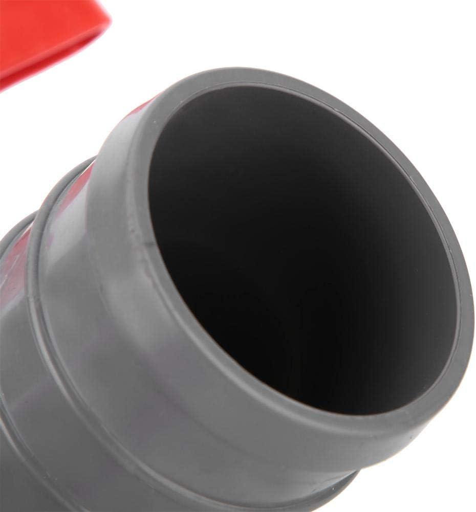 Aramox Landschaftsventil Kunststoff 3-Wege-Ventil aus PVC