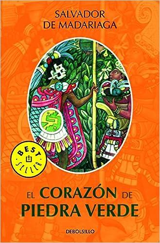 Pendulo El corazón de piedra verde: Salvador Madariaga: