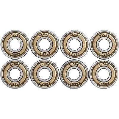 Impala ABEC-7 Bearing Set 8pcs (for 4 Wheels) : Sports & Outdoors