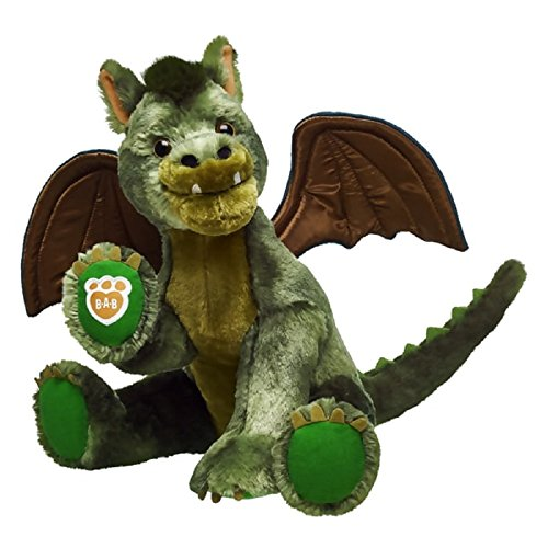 Build a Bear UNSTUFFED Pete's Dragon Movie Elliot 16 Inch Fuzzy Plush Toy
