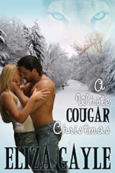 A White Cougar Christmas (Southern Shifters) by [Gayle, Eliza]