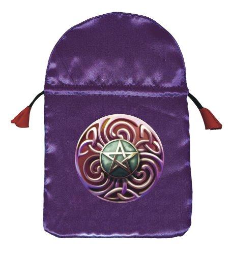 Magic Star Satin Tarot Bag: Lo Scarabeo: 9780738733654 ...