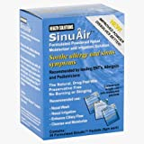 SinuAir Powdered Saline 30 Convenient Packets (Pack of 4) Fx&kH