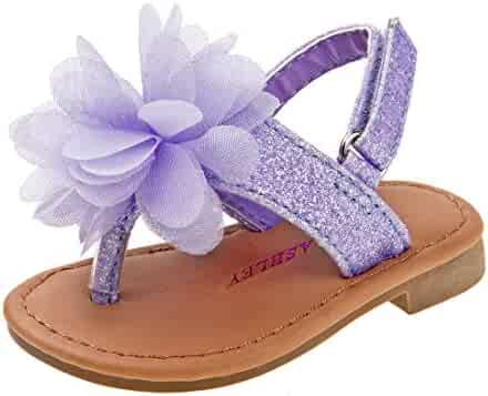 71d83784a Shopping Purple or Ivory - 2 Stars   Up - Sandals - Shoes - Girls ...