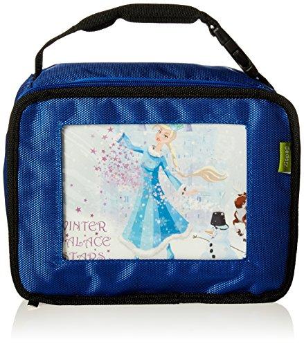Pak-Easy Winter Star Princess Animated Lit Lunch Box