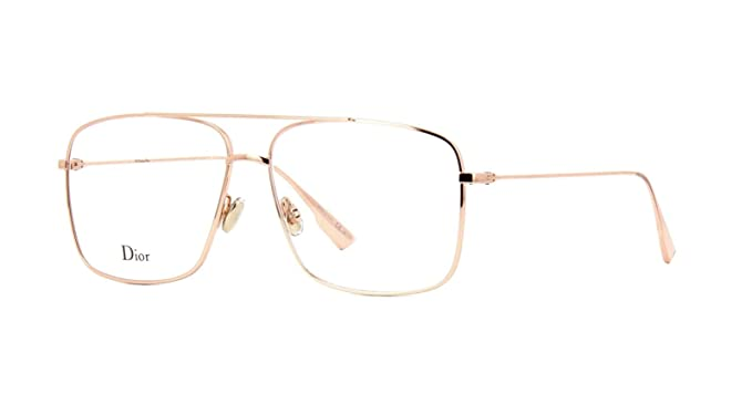 cfdf6417244 Image Unavailable. Image not available for. Color  Authentic Christian Dior  Diorstellaireo 3 0DDB Gold Copper Eyeglasses