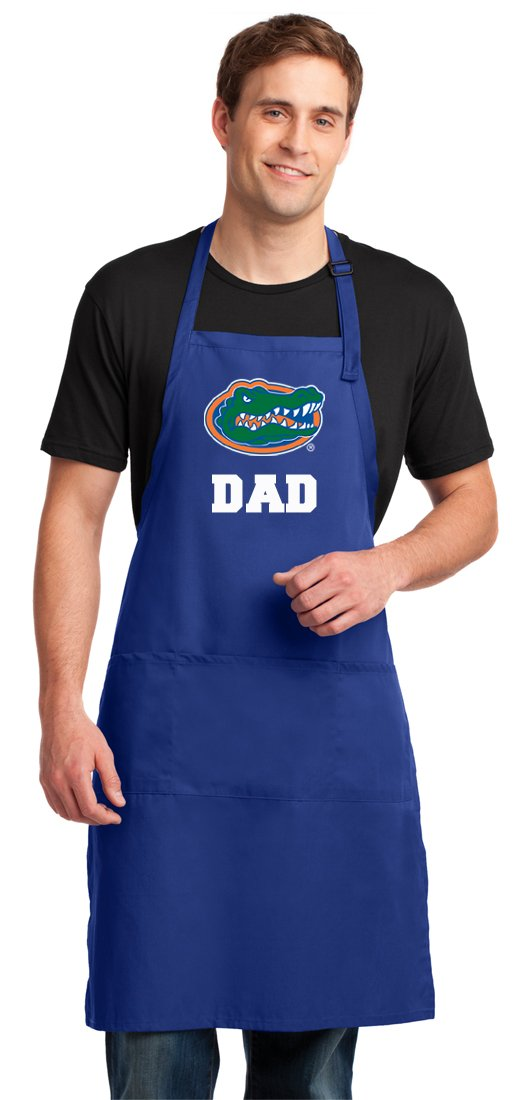 Large Florida Gators Dadエプロン男性または女性用 – 最高品質   B01M31RQVW
