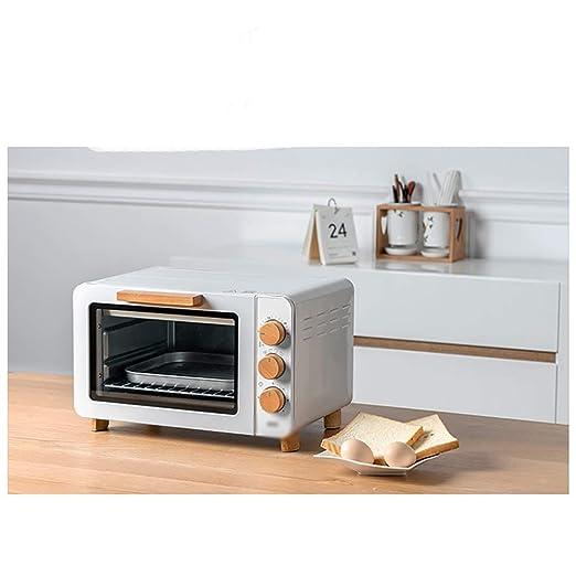 GHDGENJN Hornos-15L Mini Horno, Cocina Parrilla Con 3 ...