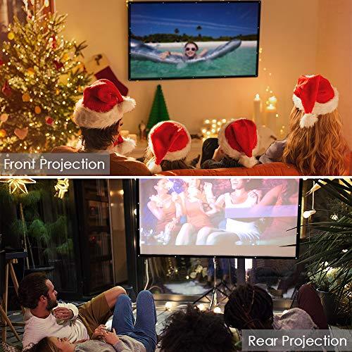 Buy rear projection screen 120