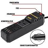 200W Power Inverter, DC 12V to AC 220V Car Power
