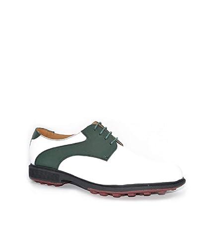 55cc23624750a5 Calzados Losal Chaussures de Golf Confortables fabriquées à la Main en  Espagne (39 EU)