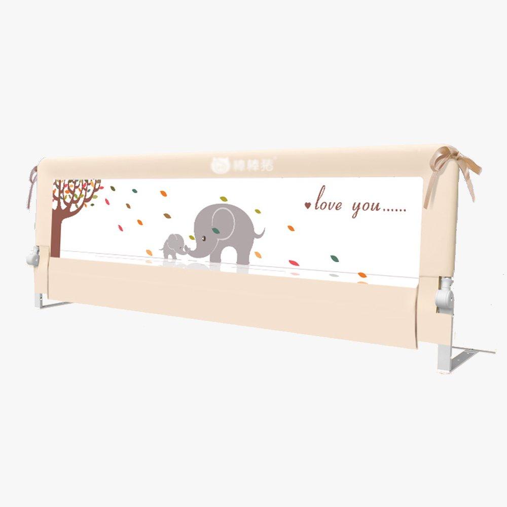 QREDIAN Baby Box Recinto del Letto deflettore del Letto del Bambino infrangibile Forte e Durevole   Realizzato con Materiali Non to ( Dimensione   2m )