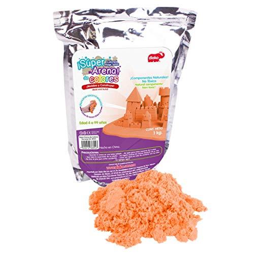 Diako Toy Super Arena, color Naranja, 1 kg
