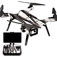 MightySkins Protective Vinyl Skin Decal for 3DR Solo Drone Quadcopter wrap cover sticker skins Artic Camo
