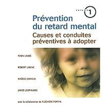 Prévention du retard mental  1