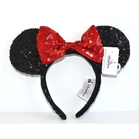 Minnie Mouse Disney Land Theme Kids Ears Hairband Girls /& Adults Headband Paris